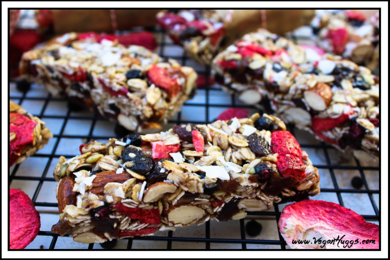 Chewy No-Bake Granola Bars | Homemade Granola Bar Recipes To Keep You On The Go