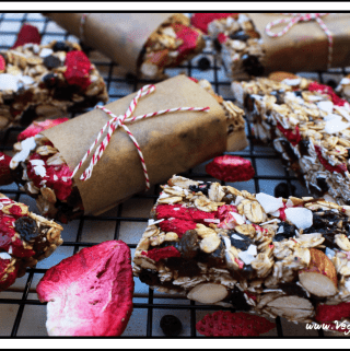 No_bake Granola Bars