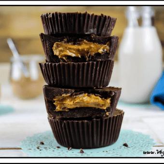 Vegan Peanut Butter Cups