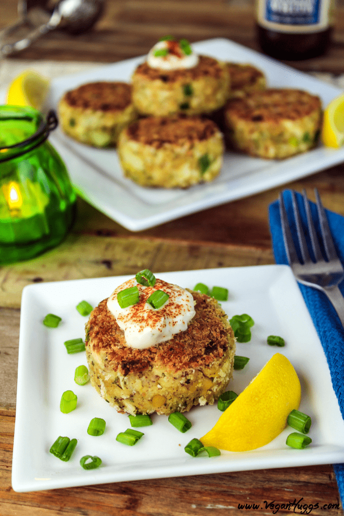 crab cake sides vegan crab cakes hearts of palm vegan huggs 3156