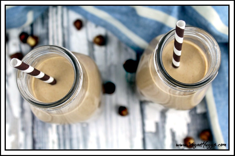 Chocolate Hazelnut Milk