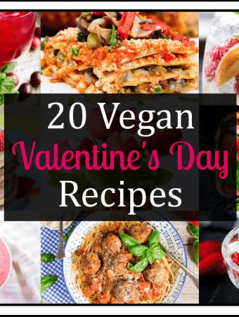 Vegan Valentine's Day Recipes – Part 2