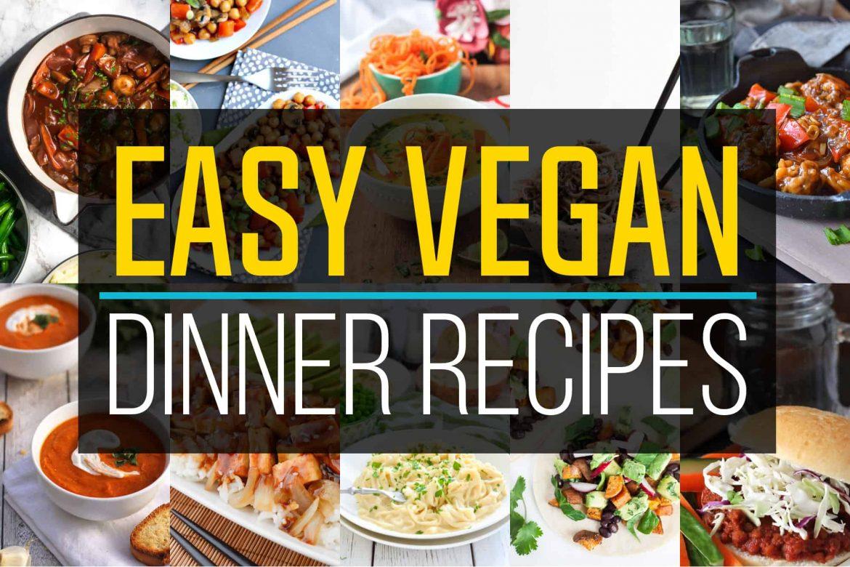 30 minute easy vegan dinner recipes vegan huggs 30 minute easy vegan dinner recipes forumfinder Gallery
