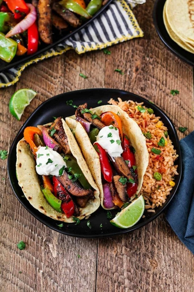 Easy Chicken Fajitas - Spend With Pennies