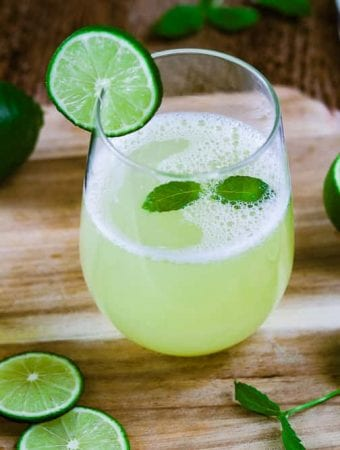 Fresh Limeade Recipe