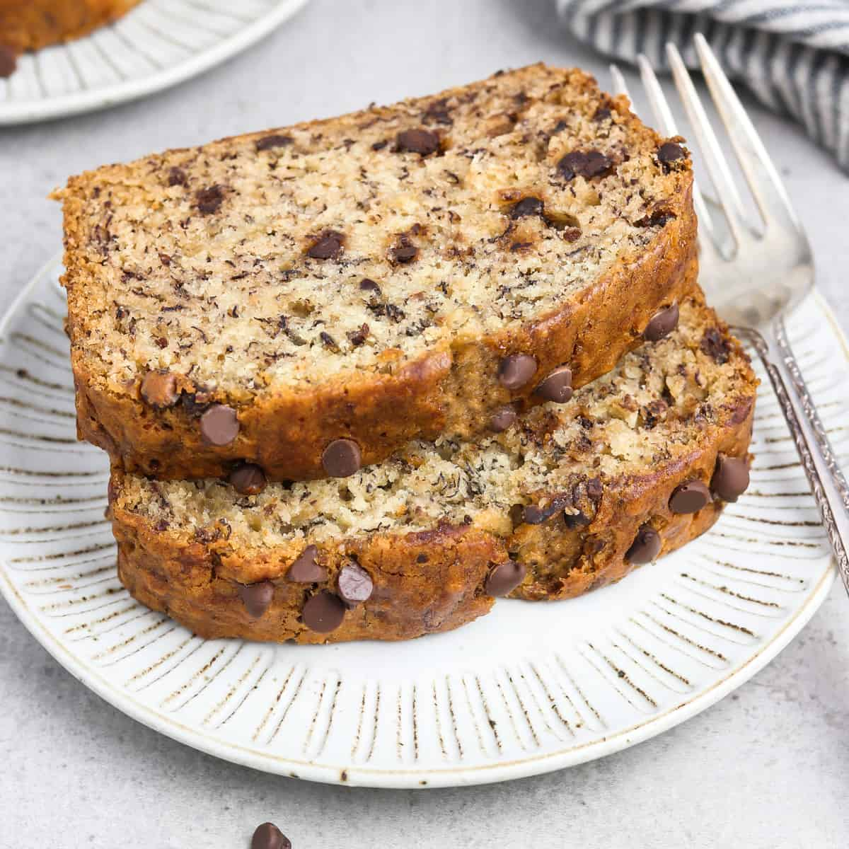 Easy Vegan Banana Bread Recipe Vegan Huggs